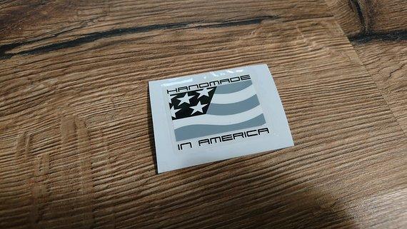 Intense 951 Decal Sticker Aufkleber Handmade in America