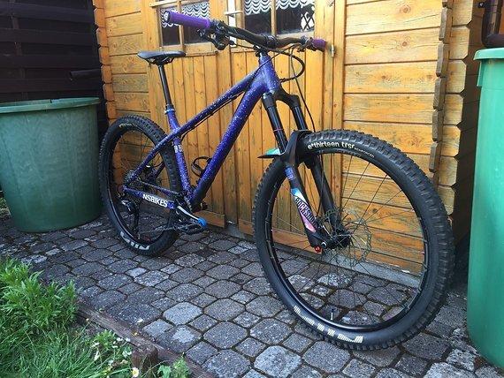 NS Bikes Eccentric - Custom Aufbau