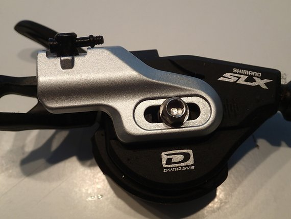 Shimano Trigger Satz links rechts SL-M670 B Gebraucht/NEU