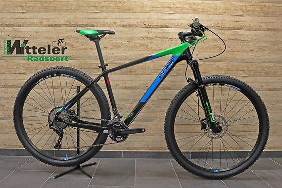 """Cube Reaction GTC 2x 29er in 19"""" AUSLAUFMODELL"""