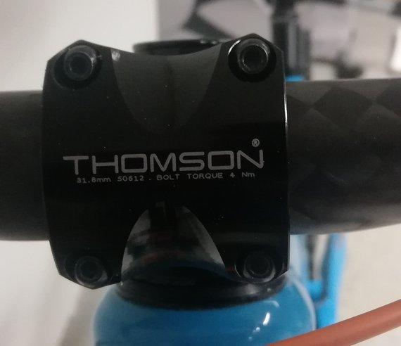 Thomson Elite X4 50mm