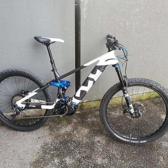 Husqvarna MC6 27,5 2019 Verleihbike Abverkauf PRICE SPECIAL