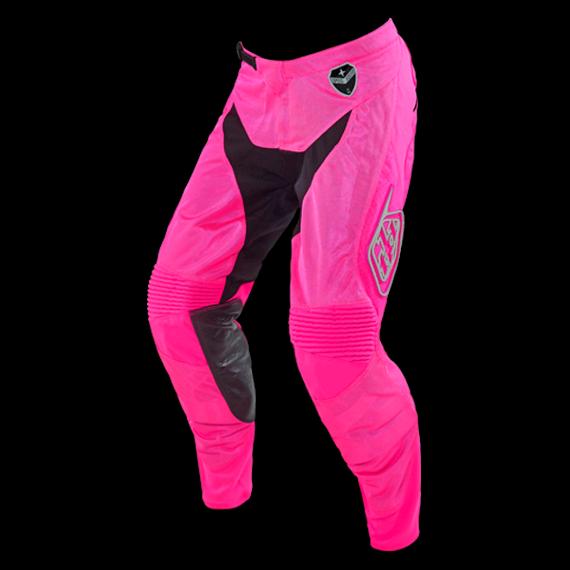 Troy Lee Designs SE Air Pant Starburst Flo Pink/Black Gr. 32 *NEU*