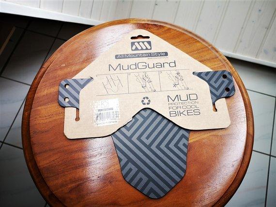 All Mountain Style MudGuard Maze