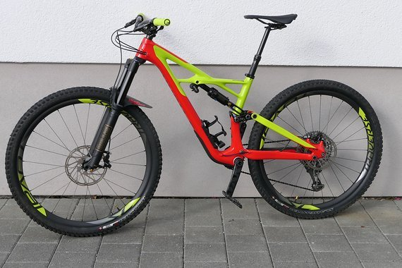Specialized S-Works Enduro 2017 29/6FATTIE M