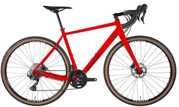 Norco SEARCH XR A1 RED Gravelbike 2020 Neu
