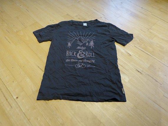 Maloja T-Shirt Gr. M Times change