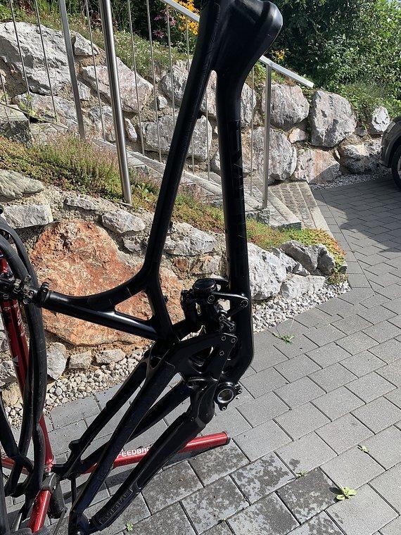 """Evil Bikes Offering Frameset 29"""" 140mm"""