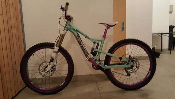 Transition Bikes Syren