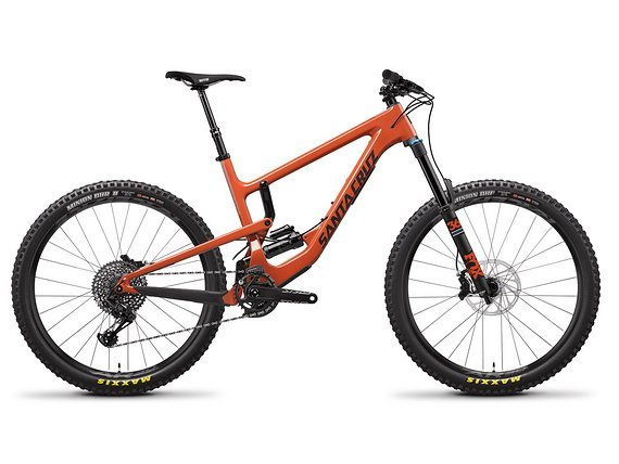 Santa Cruz Nomad 2019 C S-Kit Gr. M Orange