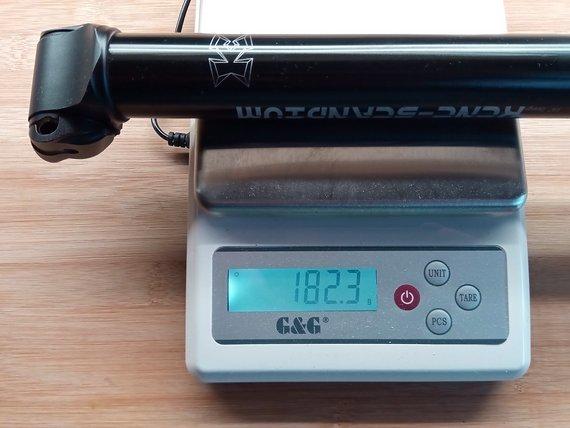 Kcnc Sattelstütze 31,6mm/350mm