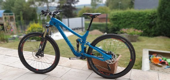 Norco 2015 Sight Forma Killer-B Carbon C7.3 Komplettbike 27,5""