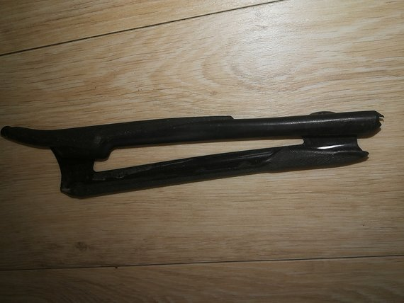 Specialized Enduro 2013 Kettenschutz GUMMI NEU