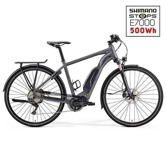 Merida eSpresso XT-Ed.EQ m.d.silver E-Bike Trekking 2019 Neu