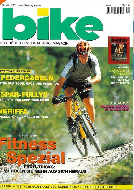 Bike Ausgabe März 2001
