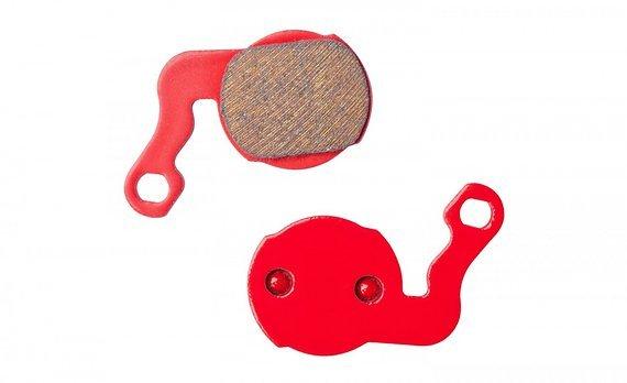 Brakepads.de Bremsbelag replacement für Magura 6.1 semi-metallic organisch Louise Marta