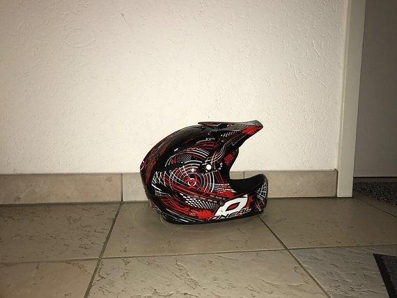 O'Neal Backflip Helm