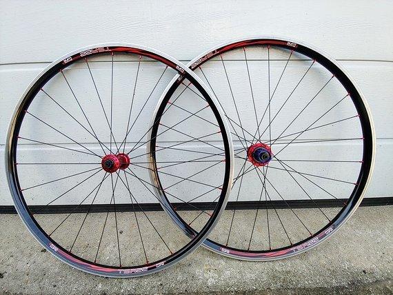 Tune TSR 22 Laufradsatz 1.428 Gramm