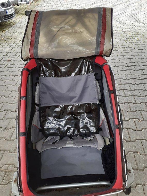 Chariot CX 2 Kinderanhänger