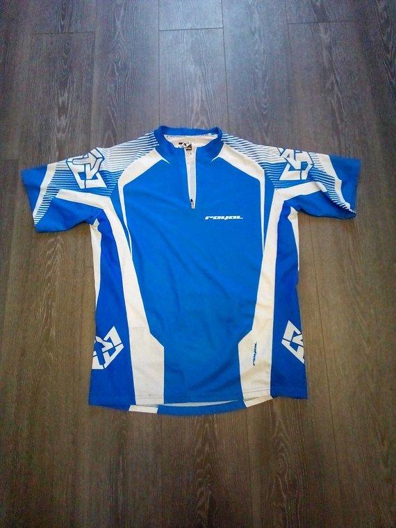 Royal Racing Jersey / Trikot L Kurz