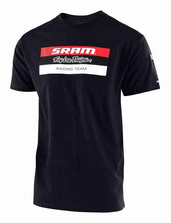 Troy Lee Designs SRAM TLD Racing T-Shirt Gr. M *NEU*