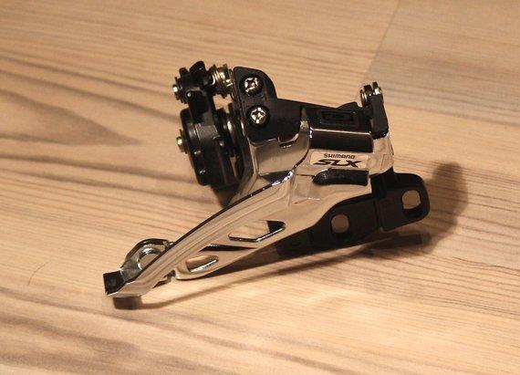 Shimano SLX Umwerfer FD-M675 2x10 Dual Pull Direct Mount S3 oder E-Type