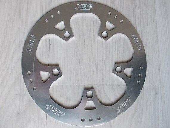 Mrp World Cup Retro Bashring 5 Loch Standard LK 110? mm