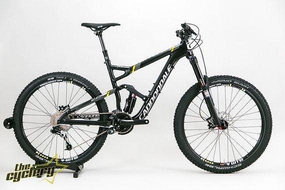 Cannondale Jekyll 3 All Mountain Bike | Größe M | UVP 3.699 €