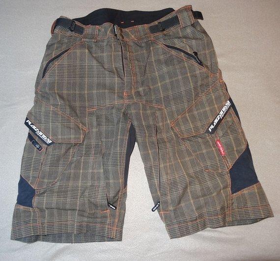 Platzangst Shorts in XL - Kevlarverstärkt
