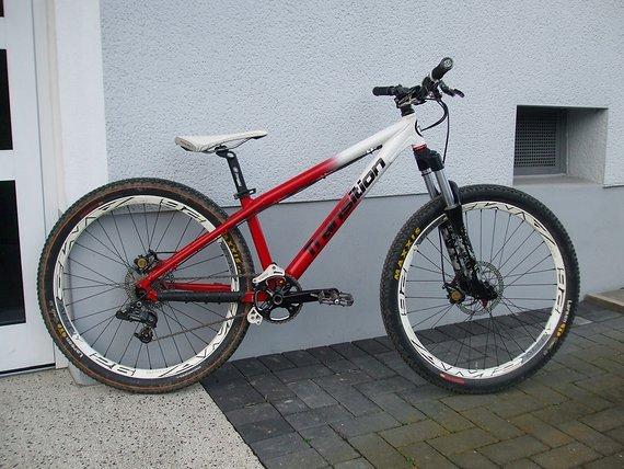 Transition Bikes Bank 4X/Dirt