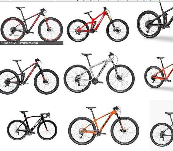 Trek Mountainbikes / verschiedene Modelle und Größen NEU