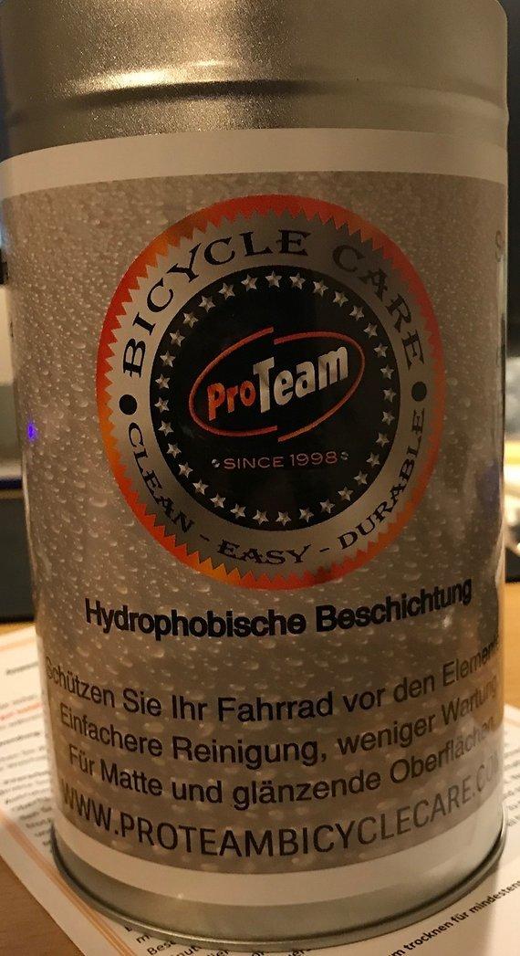 Proteam Hydro Coating Set