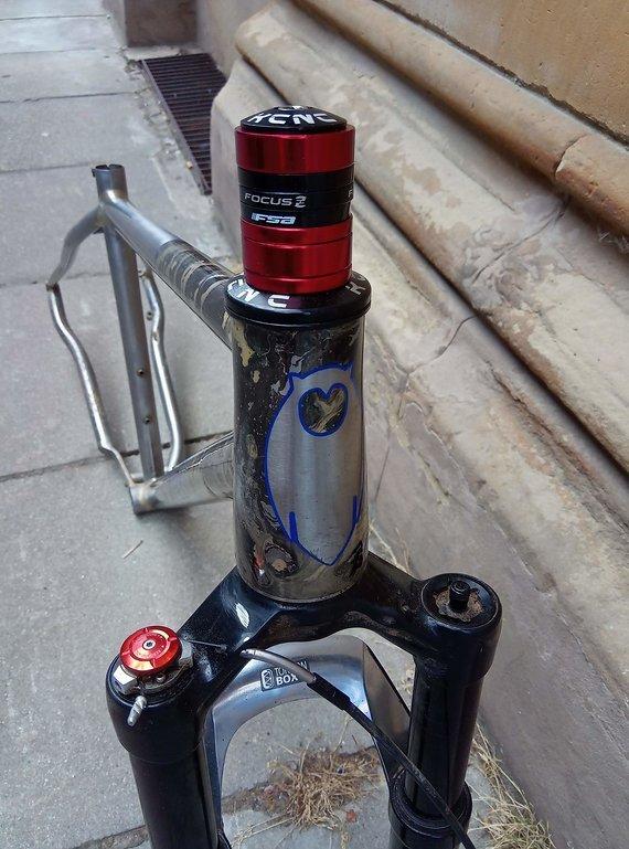 Sowa Cycles Hardtail handgelötet Fillet brazed 29