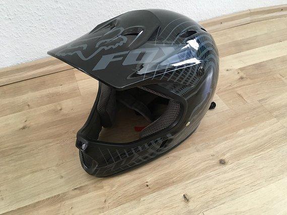 Fox Fullface Helm Rampage L (59-60 cm)