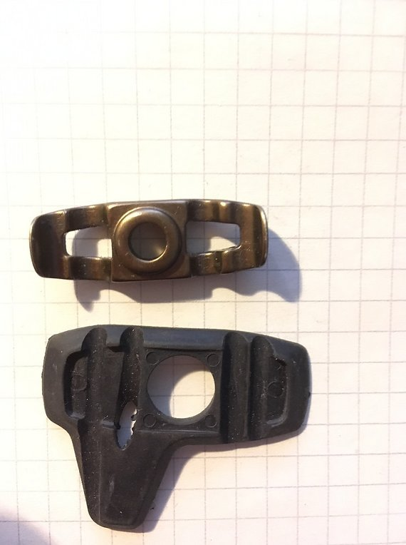 Specialized Cable Guide / Klemme 4-Fach