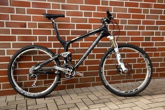 Trek Top Fuel 9.8 Mountainbike, RH 19.5 / L
