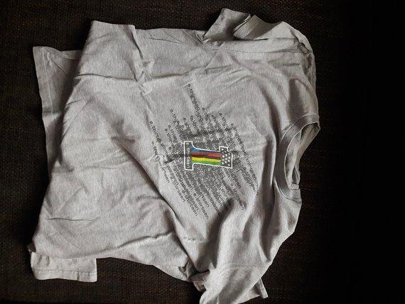 E*thirteen E13 T-Shirt Gr. L