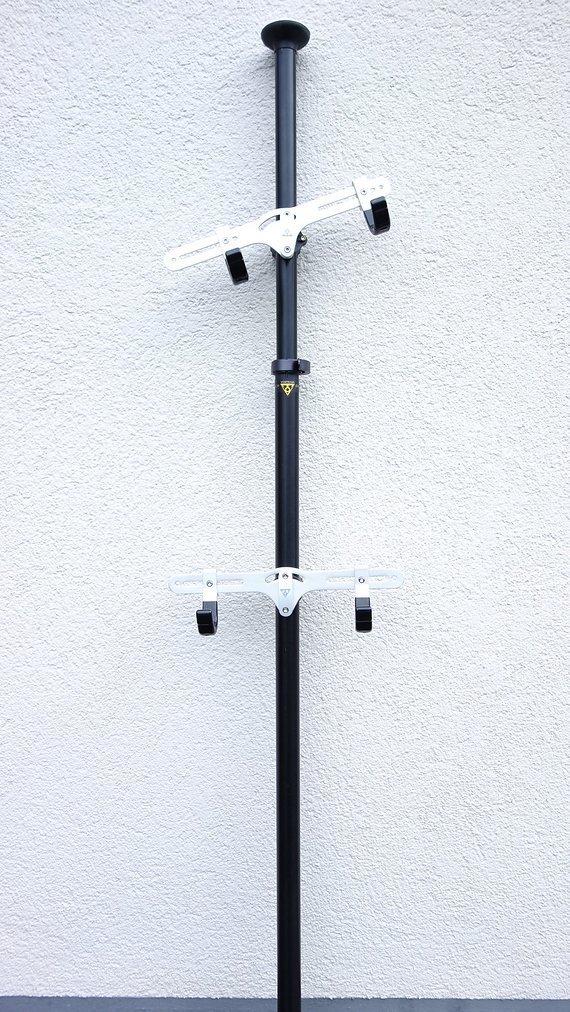 Topeak Dual Touch Stand - Aufbewahrungs-Ständer