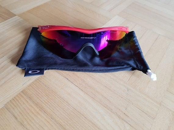 Oakley M2 Frame XL Prizm Road Sonnenbrille