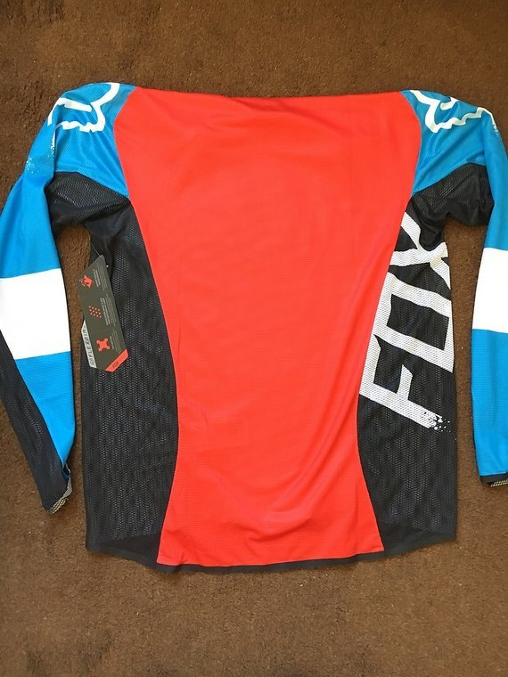 Fox  Racing MTB Shirt FlexAir DH LS