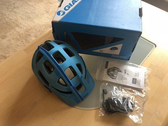Giant Rail MTB Helm