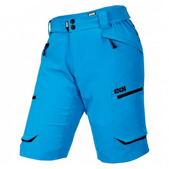 IXS Tema 6.1 Trail Shorts BLUE Gr. L Herren *NEU*