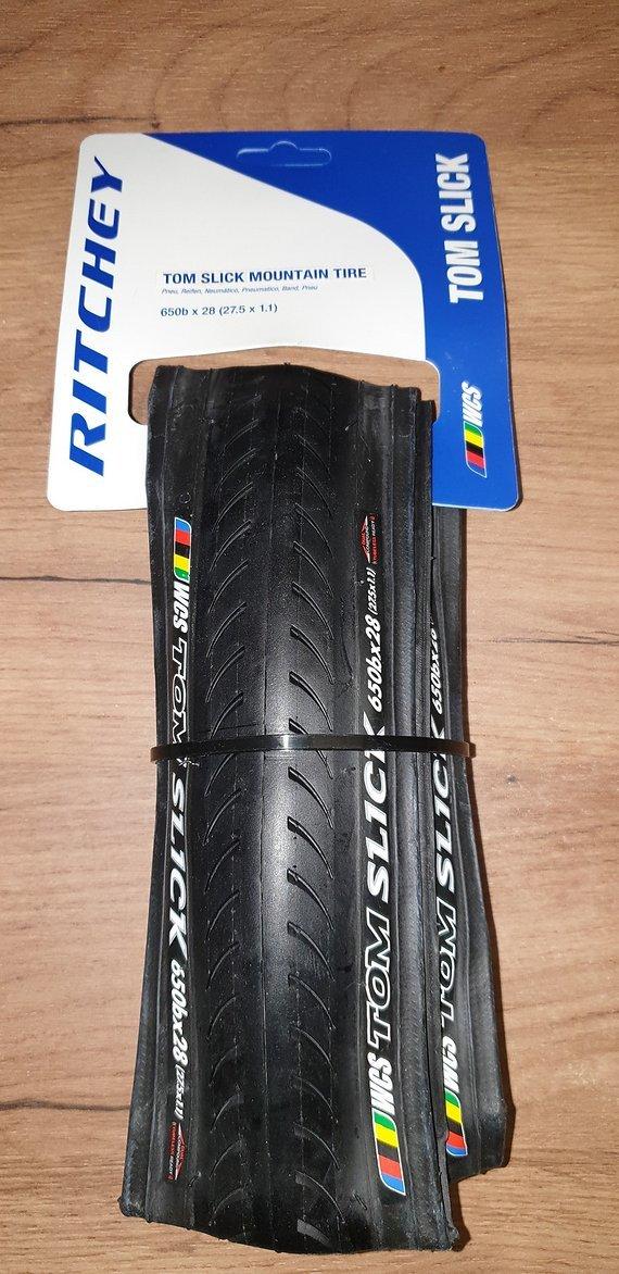 Ritchey WCS Tomslick Reifen 650bx28mm Neu Faltreifen
