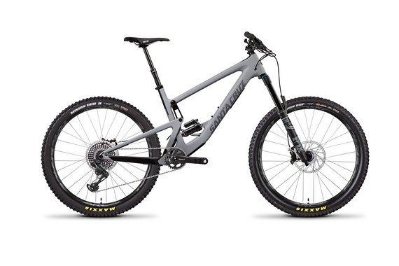 Santa Cruz Bronson Carbon V3 CC 2019 - Xlarge - X01 Kit