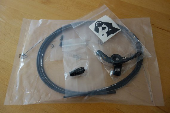 Wolf Tooth Remote Kit für RockShox Reverb A2 SRAM/Avid MatchMaker X