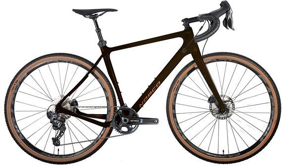 Norco Search XR C2 2020 Brown Gravelbike Carbon GRX810 Neu
