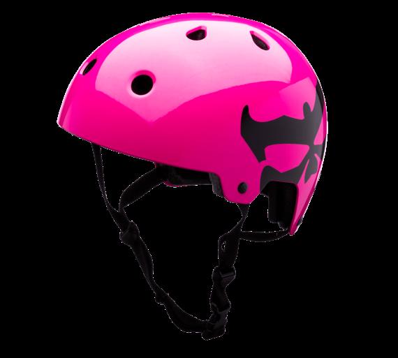 Kali Maha Logo Pink Dirt Helm Gr. M *NEU*