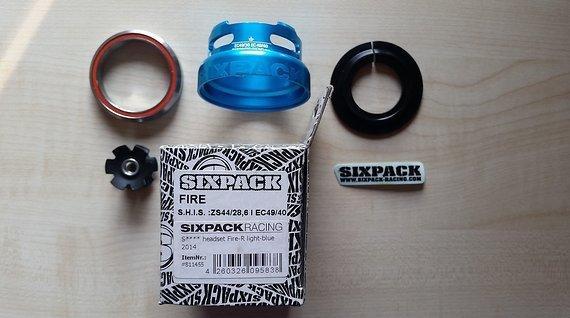 Sixpack EC 49/40 & EC 49/30