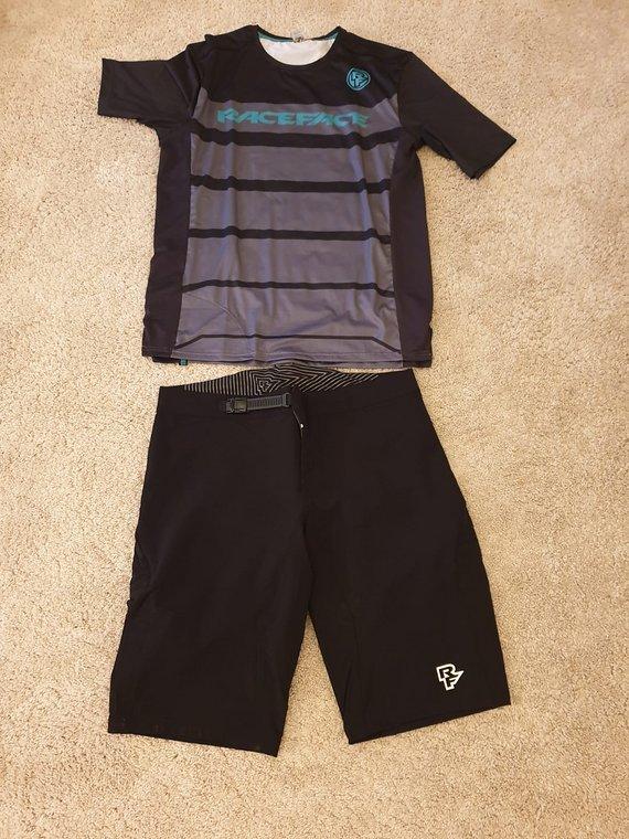 Race Face Shorts  L &trikot  Xl Agent Winter Shorts