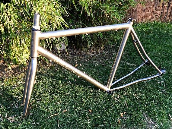 Rewel Titan Cyclocross/Speedbike Rahmen für Rohloff